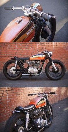 1967 honda cb450 black bomber   Honda CB450 Cafe Racer - Petters blogg - Gamereactor Sverige