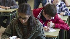 El pasado mes de febrero se presentaron voluntariamente a los exámenes que la OCDE realiza a nivel de colegios para conocer su estado en el contexto internacional