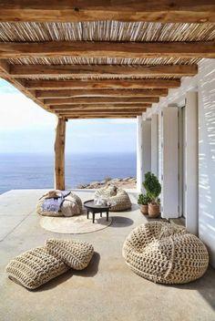 home decor ideas for the porch!