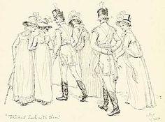 Jane Austen - Orgoglio e pregiudizio, Vol. I - cap. 21 (21)