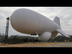 Eye In The Sky! Pentagon Launching Missile Defense Blimps to Patrol East...