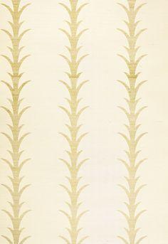 Acanthus Stripe in Filigree, 5006051.   http://www.fschumacher.com/search/ProductDetail.aspx?sku=5006051  #Schumacher #celeriek    www.ketchdesigncentre.com