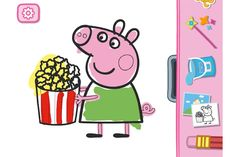 Peppa Pig is bringing snorts and giggles to your preschoolers' lives with two fun, new apps. Even better: they're both free!