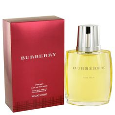 BURBERRY by Burberry 3.4 oz / 100 ml EDT Cologne Spray for Men New in Box #Burberry