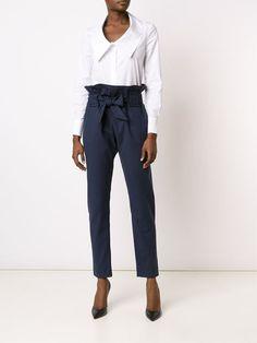 "Vivienne Westwood Anglomania pantalon taille haute ""New Kung Fu"""