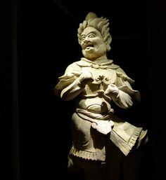 Hemels figuur Tang Dynasty | by capreolus
