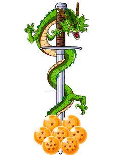 Télécharger Dragon Ball Z Tattoo Shenron | danielhuscroft.com