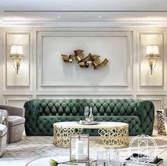 Top Interior Designer - Anouska Hempel - Best Interior Design Ideas - Home Design Luxury Home Decor, Luxury Interior Design, Interior Design Living Room, Living Room Designs, Living Rooms, Interior Paint, Living Area, Luxury Furniture, Furniture Design