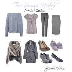 A fashion look from September 2012 featuring cotton cable knit sweater, pattern tops und grey coat. Browse and shop related looks.