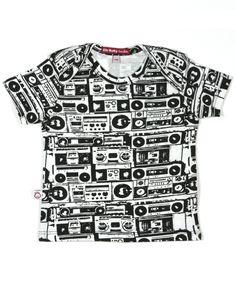 Ghetto Blaster T-Shirt