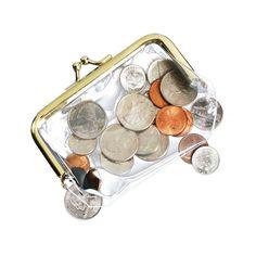 Buxton Coin Sorter Wallet | Fun Organization Ideas ...