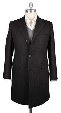 General Info Fabric Info & Styling – Color: Brown – Pattern: Herringbone – Pattern Color: Dark Brown – Fabric Content: 85% Wool, 15% Cashmere – Fabric Weave: Herringbone – Fabric Weight: Medium – Venting: Single Vented – Sleeve Buttons: 4 Sewn...  More details at https://jackets-lovers.bestselleroutlets.com/mens-jackets-coats/wool-blends-mens-jackets-coats/product-review-for-kiton-brown-coat-40-50/