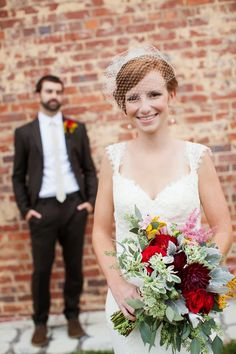 Hipster Autumn Wedding  |  The Frosted Petticoat