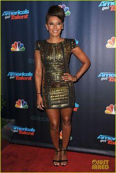 Heidi Klum & Mel B: 'America's Got Talent' Results Show! | heidi klum mel b americas got talent results show 01 - Photo