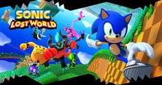 Sonic Lost World Download is an Adventure 2D Side Scrolling and Platformer Video…
