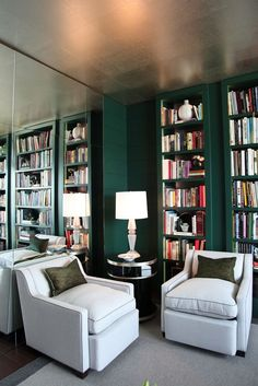 Habitually Chic® » Lovely Library