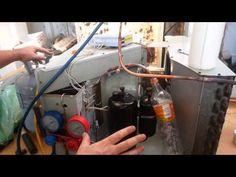 Aire Acondicionado Soldadura De Compresor 3000 Youtube Acondicionado Aire Acondicionado Refrigeracion Y Aire Acondicionado