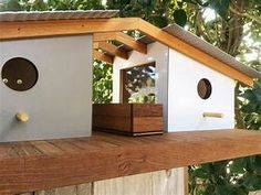 California company designs enchanting birdhouses inspired ...