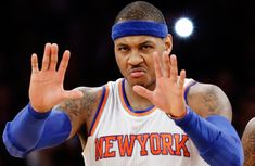 Start Spreading The News, 'Melo's Leaving Today?