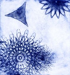 Spirograph Series by Valerie Roybal