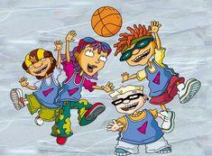 10 Best Nickelodeon Cartoons of the 'Rocket Power' 90s Tv Shows Cartoons, Best 90s Cartoons, Animated Cartoons, 90s Nickelodeon Cartoons, Rocket Power, Cartoon Tv, Cartoon Shows, Cartoon Characters, Rugrats