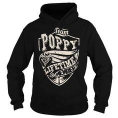 Team POPPY Lifetime Member (Dragon) - Last Name, Surname T-Shirt