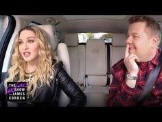 """Madonna faz twerk na prévia do quadro """"Carpool Karaoke"""" #Cantora, #M, #Madonna, #Noticias, #Nova, #Prévia, #Programa, #Sucesso, #Vídeo, #Vogue, #Youtube http://popzone.tv/2016/12/madonna-faz-twerk-na-previa-do-quadro-carpool-karaoke.html"""