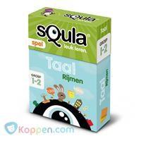 Identity Games, Squla Taal en Rijmen -  Koppen.com