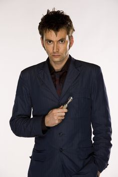 The Tenth Doctor David Tennant