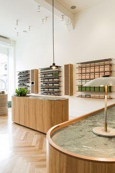 Genesin Studio renovates Victorian shop in Adelaide for Aesop.