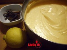 crema pasticciera con latte di mandorle