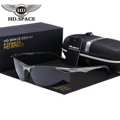 Men Fashion Polarized Sunglasses Driving Mirror Eyeglasses mens sunglasses brand designer oculos de grau LD2206