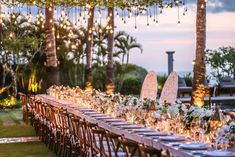 Your Bali Wedding | Bali Event Hire | Wedding Planners We Love | Reception ideas