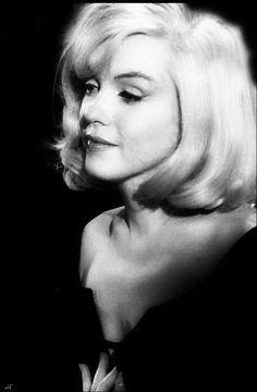 "Marilyn Monroe in ""The Misfits"" 1961   Full, soft Bob"