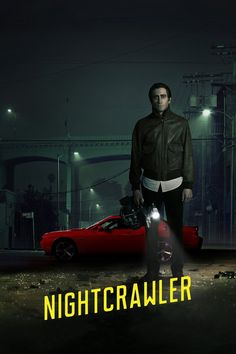 Posters and movie stills for the dark-thriller Nightcrawler, starring Jake Gyllenhaal, Rene Russo and Bill Paxton Rene Russo, Movies 2014, Hd Movies, Movies To Watch, Movies Online, Popular Movies, Comedy Movies, Jake Gyllenhaal, Movie Trailers