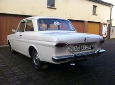 Ford Taunus 12M P4 Baujahr 1962 Maintenance/restoration of old/vintage vehicles: the material for new cogs/casters/gears/pads could be cast polyamide which I (Cast polyamide) can produce. My contact: tatjana.alic@windowslive.com