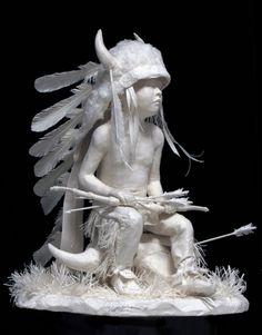 Unbelievable Paper Sculpture