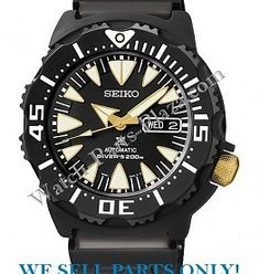 Seiko Seiko SRP583 Watch Parts - Prospex Sea Monster
