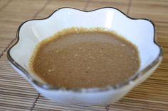 2 Sesame Sauce for Shabu-shabu)