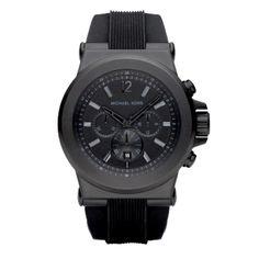 Michael Kors Horloges Zwart MK8152