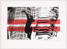 Sigmar Polke. The Second Fall (Der zweite Fall). 1995