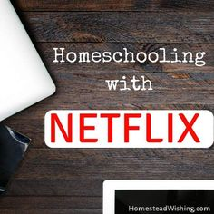 Check out homeschooling with Netflix. There are 40+ titles in this post with a short summary for each video. Find something you are studying and watch it.