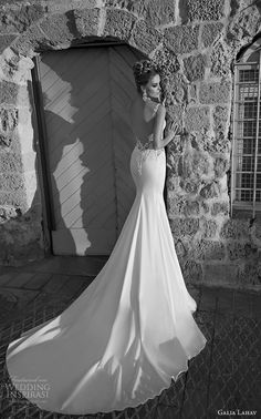 Galia Lahav Spring 2015 Wedding Dresses — La Dolce Vita Collection