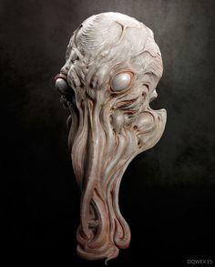 ArtStation - Cthulhu , Dominic Qwek