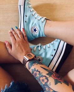 Converse Outfits, Sneaker Outfits, Converse All Star, Estilo Converse, Converse Sneaker, Puma Sneaker, Converse Shoes, Moda Sneakers, Sneakers Mode