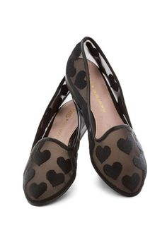 Rachel Antonoff x Bass Heart Loafers. Obsessed.