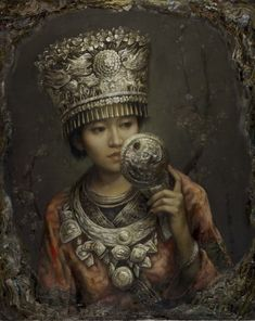 Oil Paintings by Zhao Chun
