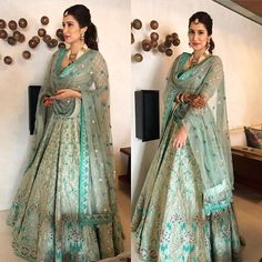 The beautiful @sagarikaghatge in the Zainab Lehenga by #AnitaDongre for her #mehendi complimented by handcrafted fine jewellery from @anitadongrepinkcity (crafted by @jet_gems)  #AnitaDongreBridalCouture #RealBride #wedding #sagarikaghatge #AnitaDongreBride #AnitaDongreCouture #AnitaDongreBride