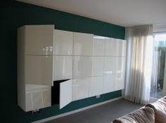 Afbeeldingsresultaat voor grote kasten woonkamer