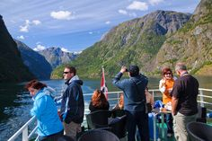 UNESCO - Nærøyfjorden (rundtur med båd) | Visit Flåm